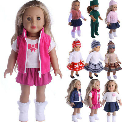 Doll Clothes Underwear Pants Pajama Dress Accessory for 18inch Doll Clothes Toy