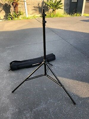Elinchrom Light Stands 2x Compact Light and sturdy + Cary Case