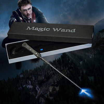 14inch Harry Potter LED Light-up Magic Wand Hermione Dumbledore Cosplay Box