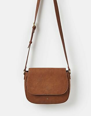 Joules 204144 Saddle Bag in TAN in One Size