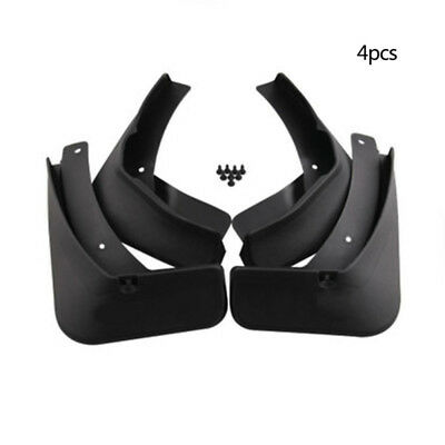 4PCS Car Mud Flaps Splash Guard Mudguard Fender For VW Golf 7 MK7 2012-2017