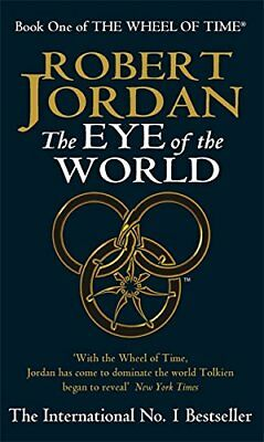 The Eye Of The World: Book 1 of the Wheel of Time: 1/12 By Robert Jordan