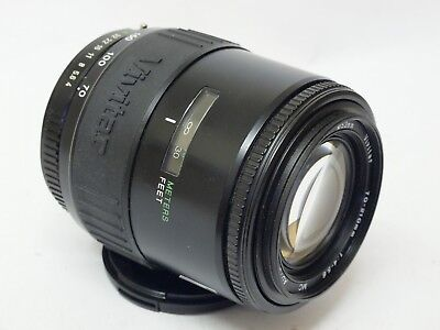 Vivitar AF 70-210mm Auto Focus Zoom Lens for Pentax PK-AF. Stock No u9114