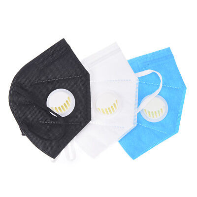 1X folding anti-dust masks pm2.5 anti disposable respirators with carbon filters