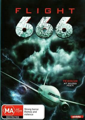 Flight 666  - DVD - NEW Region 4