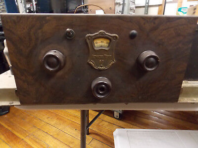 Vintage ATWATER KENT Type L CHASSIS (Chassis Only) from Model 60 Radio