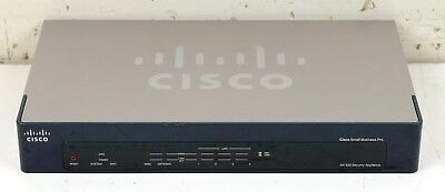 Cisco Small Business Pro SA 520 Security Appliance | SA520-K9 | Tested/Fac.Reset