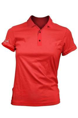 Fayde Red T Polo coral