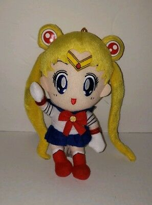 Sailor Moon plushie plush toy doll Usagi Official Toei Animation Great Eastern