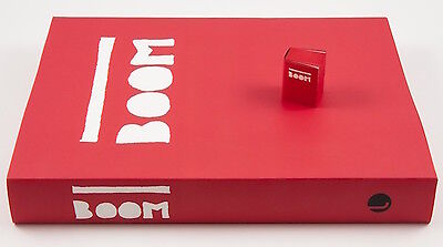 Irma Boom, The Architecture of the Book limited XXL edition signed and numbered