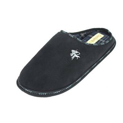 Coolers A155 Mens Black Slipper UK 11 /EU45