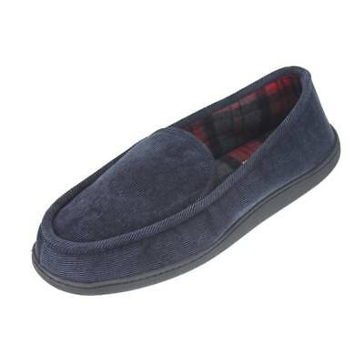 Coolers A152 Mens Navy Slipper Medium