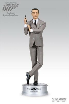 Sideshow Sean Connery PF - 007 - James Bond - Thunderball EXC. #71121 new sealed