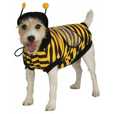 ee3d424b4c3 CASUAL CANINE BUMBLE Bee Dog Halloween Costume XS S M L XL - $8.42 ...