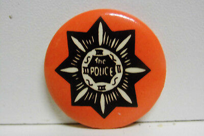 Alter The Police - Button / Badge / Pin