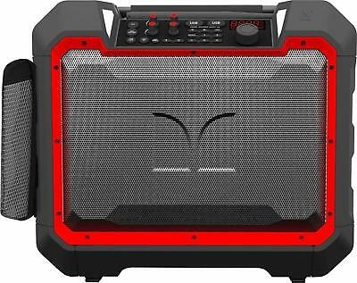 Monster Rockin' Roller 4 Bluetooth Speaker Portable Audio Stereo System Boombox