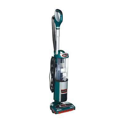 Shark DuoClean Ultra Powerful Slim Upright Vacuum, Green (Refurbished) (Used)