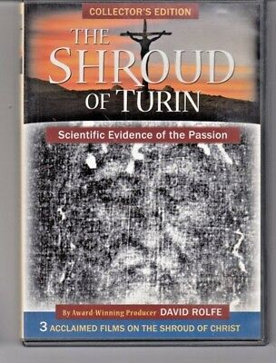 The Shroud of Turin 3 Film Collectors Edition Scientific Evidence of the Passion