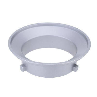 Godox SA-01-BW 144mm Mounting Flange Ring Adapter for Flash Fits for Bowens S3A1
