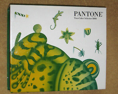 Pantone Two-Color Selector 1000 - Pantone Library of Color