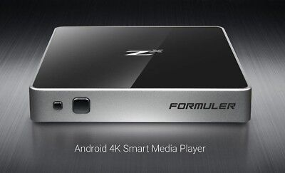 NEW Formuler ZX  media android box  built in wifi, bluetooth, IR extender