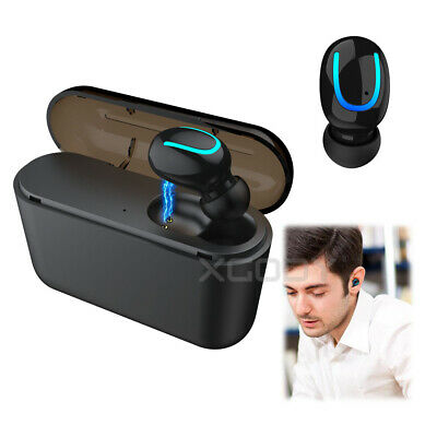 Mini BT5.0 Stereo Headset In-Ear Wireless Earphone Earbud Headphone For Samsung