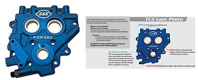 S&S Camplate BT'99-05 Chain/Gear Drive must use '07up pump and tensioners!