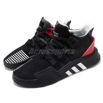 cheap for discount 2a684 b5f2a adidas Originals EQT Bask ADV Black White Hi-Res Red Men Running Shoes  AQ1013