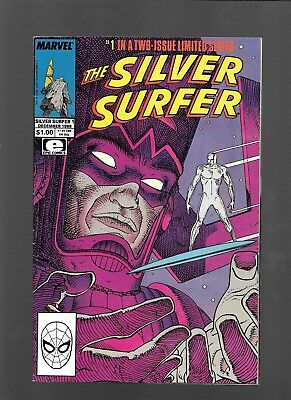 The Silver Surfer #1 (Epic, 1988)  Stan Lee, Moebius
