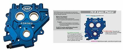 S&S Camplate BT'07up Chain or Gear must use S&S Oil Pump SS310-0641