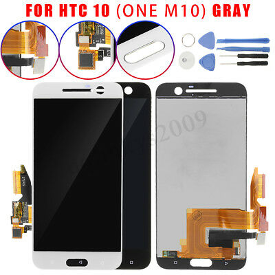 AUS LCD Display Touch Screen Digitizer Glass Replacement For HTC 10 (One M10)