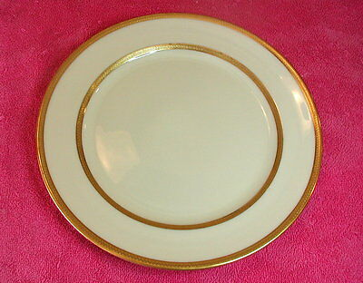 """Lenox 1st Qlty (The Trentino M157) 8 7/8"""" LUNCHEON PLATE(s) EUC (9 avail)"""