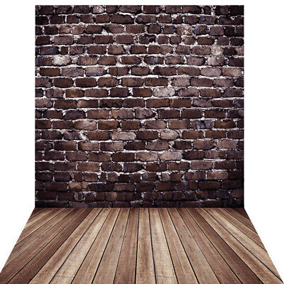 Andoer 1.5*2m Big Photography Background Backdrop Classic Fashion Wood K6I3
