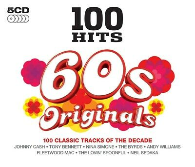 100 Hits: 60s Originals - Various Artists (Box Set) [CD]