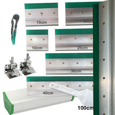 Screen Printing Squeegee Aluminium Screen Printing Supplies Screen Clamps