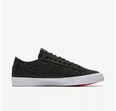 on sale 53725 23d77 Nike SB Zoom Blazer Low Canvas Deconstructed - AH3370 001