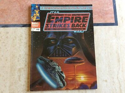 STAR WARS, EMPIRE STRIKES BACK, No 154, Feb.   UK Marvel Comic