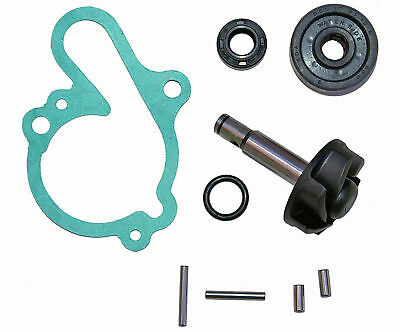 Water Pump Repair Kit For Yamaha DT125R 88-06 Seals+Gasket+Impeller Rebuild Kit