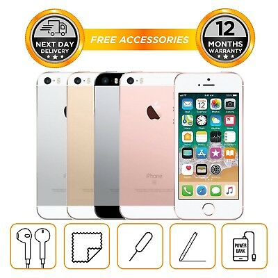 Apple iPhone SE 16GB All Colours Unlocked Smartphone NEW OTHER