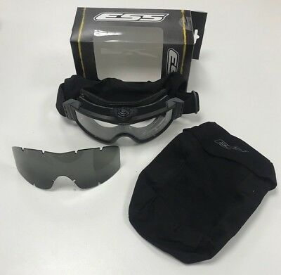 ESS Profile TurboFan Goggles- Military Spec,Airsoft, Paintballing