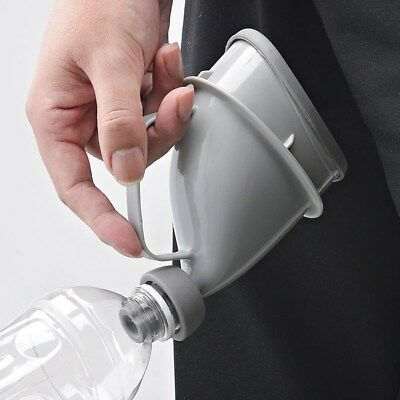 Portable Car Travel Outdoor Adult Urinals for Man Woman Potty Funnel Embudo