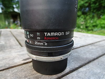 Tamron Aspherical SP AF 1:2.8 / 35-105mm om  Ø67 adaptal 2 f2.8 canon sony nikon