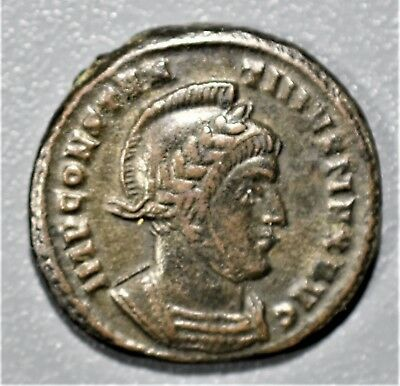 319-320AD ANCIENT ROMAN COIN Constantine the Great Victoriae Laeta  A8006