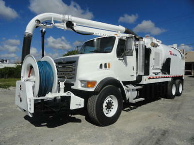 2005 Vac-Con Vactor Vacuum Truck Hydro Excavator Sewer Jetter Combo