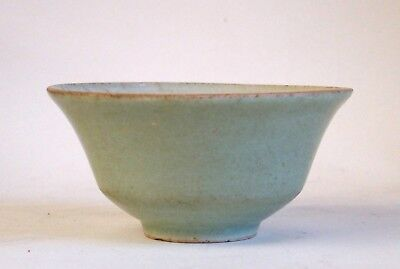 Fine antique Chinese 18th / 19th century celadon bowl