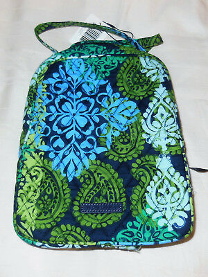 NWT VERA BRADLEY LUNCH BUNCH in CARIBBEAN SEA aka Let s Do Lunch 14313-G08 688274e3526d4