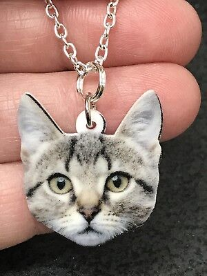 Tibetan silver fab CAT/'S MIX 20 charms pendants kitty cat gold silver AG A226 UK