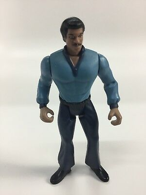 Star Wars Lando Calrissian 1995 Power of the Force 2 POTF2 Red Card