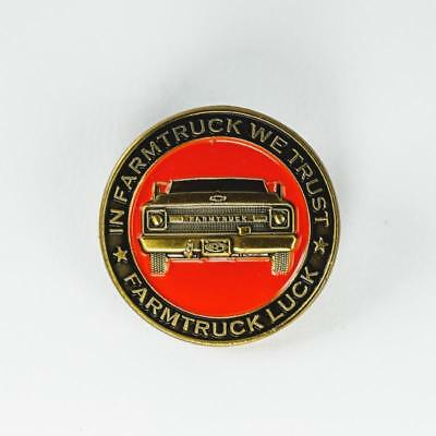 Farmtruck and AZN Street Outlaws Farmtruck Coin