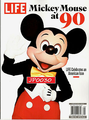 LIFE Special 2018, Mickey Mouse at 90, Brand New/Sealed